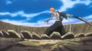 getlinkyoutube.com-Bleach  Ichigo vs Byakuya kuchiki music video