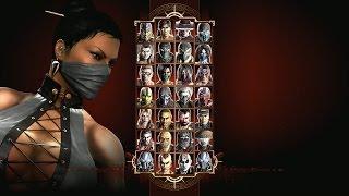 getlinkyoutube.com-Mortal Kombat 9 Khameleon - Classic Jade