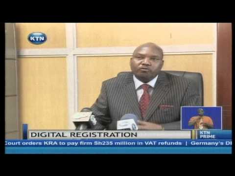 Digital Registration of Persons will not involve isuance of national ID