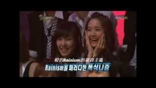 getlinkyoutube.com-[中字]- 金申英(김신영) - 暴食主義(폭식니즘)Stars Dance Battle 090125(한국어.ENG)