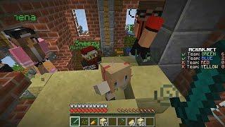 getlinkyoutube.com-ผู้เล่น vs แอดมิน (Minecraft Bedwars)