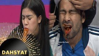 Pedas!!! Para Host Ditantang Makan Mie Super Pedas [DahSyat] [8 Nov 2016]