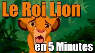 getlinkyoutube.com-Le Roi Lion en 5 Minutes