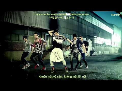 [Vietsub + Kara][MV] MBLAQ - Mona Lisa