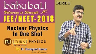 Nuclear Physics In One Shot I NEET/JEE-2018