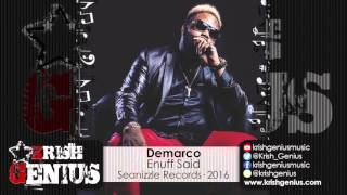 Demarco - Enuff Said