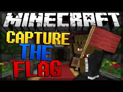 BLAME MITCH Minecraft Capture The Wool Mod w/ BajanCanadian and xRPMx13
