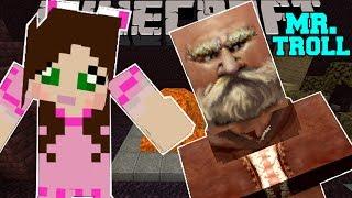 getlinkyoutube.com-Minecraft: THE CRAZY FIRE! - CATCH MR TROLL - Custom Map [4]