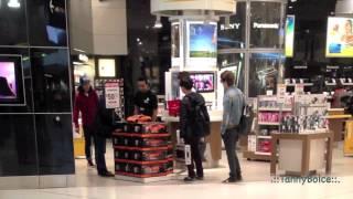 getlinkyoutube.com-CNBLUE Shopping in Sydney