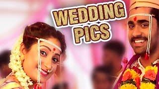 getlinkyoutube.com-Actor Sangram Samel & Pallavi Patil Wedding Reception Pictures | Marathi Entertainment