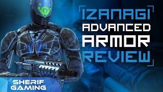 "getlinkyoutube.com-""INVISIBLE!"" - Izanagi Advanced Armor Review | MC5"