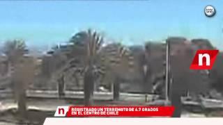 TERREMOTO DE 6,8 GRADOS EN CHILE DEJA 1 MUERTO Y 9 HERIDOS - 31/1/2013