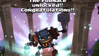getlinkyoutube.com-35 HEROIC ROLLS!! - FURNACE UNLOCK!! - Dungeon Boss