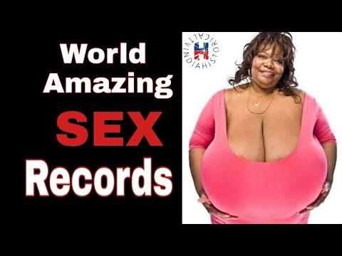 World Amazing Sex Records- दुनिया के अद्भुत सेक्स रिकार्ड्स (हिंदी)