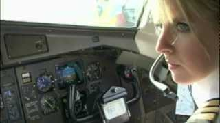 getlinkyoutube.com-Jennifer Takeoff from Galway Cockpit ATR