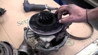 getlinkyoutube.com-6.0L diesel vgt destruction!