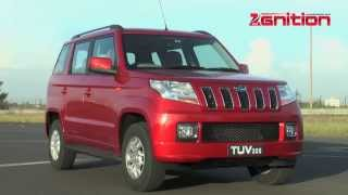 getlinkyoutube.com-महिंद्रा TUV300 क्विक रिव्यु हिंदी   ज़ीग्नीशन   ZEEGNITION