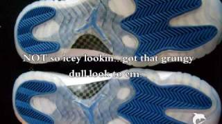 getlinkyoutube.com-Fake SpaceJam Jordan 11's 2009
