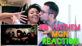 getlinkyoutube.com-ReQuest Dance Crew ft MINI ReQuest | RQ ANTHEM Reaction