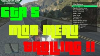 getlinkyoutube.com-GTA 5 MOD MENU TROLLING !!