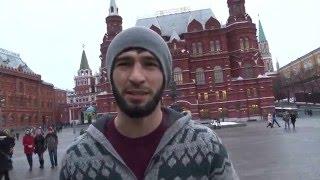 getlinkyoutube.com-Боец UFC против короля KFC/Интервью с Зубайра Тухуговым