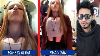 getlinkyoutube.com-Las peores fotos de -EXPECTATIVA VS REALIDAD