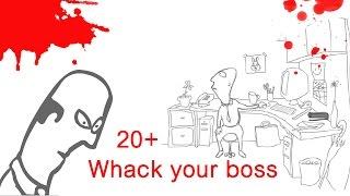 Whack your boss - โล้นโหดโคตรไอเหี้ยม  zbing z.