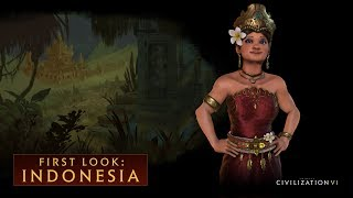 Sid Meier's Civilization VI - Indonesia