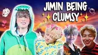 Jimin Being Clumsy