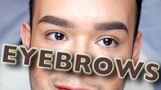 getlinkyoutube.com-Makeup Tutorial: EYEBROWS for MEN & WOMEN