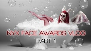 getlinkyoutube.com-My experience in the NYX Face Awards --  Part 1