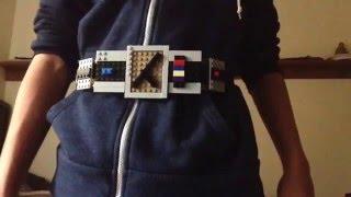 getlinkyoutube.com-Lego Kamen rider den - o Belt