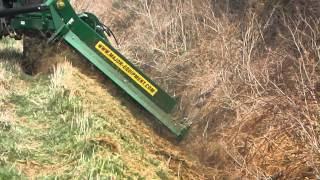 Major Equipment Offset and Verge Mower