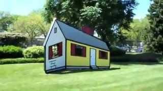 Bu ev hareket ediyor