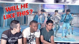 NON KPOP FAN AND GUYS REACT TO BTS (방탄소년단) 'FAKE LOVE' Official MV