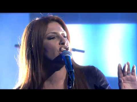 Helena Paparizou - Save me - Nyhetsmorgon (TV4)