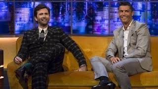 getlinkyoutube.com-Cristiano Ronaldo On The Jonathan Ross Show