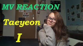 getlinkyoutube.com-Taeyeon - I [MV Reaction]
