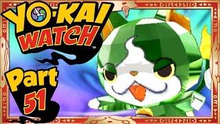 getlinkyoutube.com-Yo-Kai Watch - Part 51 | How To Get RARE Emenyan! [English Gameplay Walkthrough]