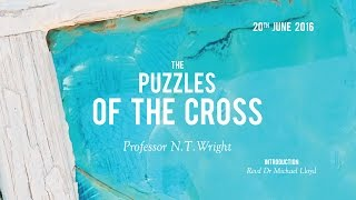 getlinkyoutube.com-N.T. Wright - The Puzzles of the Cross