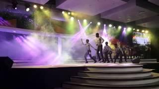 Msami and Makomando dance compe at KTMA2014