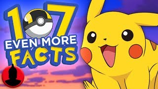 getlinkyoutube.com-107 EVEN MORE Pokémon Facts - Pokémon Week! (ToonedUp #207) | ChannelFrederator