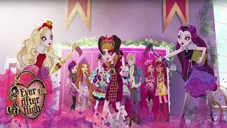 getlinkyoutube.com-Croquet-Tastrophe | Ever After High