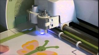 getlinkyoutube.com-Cricut Explore Printable Vinyl and Sticker Paper