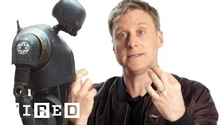 How Alan Tudyk Became Rogue One's K-2SO | WIRED