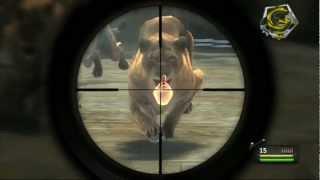 getlinkyoutube.com-أخاف من الكلب يطلع لي أسد | الجزء 2 لعبة الصيد الخطيرة