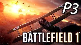 getlinkyoutube.com-Battlefield 1《戰地風雲1》Part 3 - 我只是試飛而已啊!!!