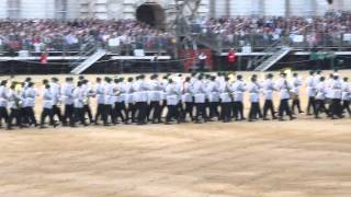 getlinkyoutube.com-German Band entrance. Household Division Beating Retreat 2015