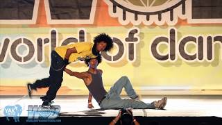 getlinkyoutube.com-LES TWINS World of Dance San Diego 2010 WOD | YAK FILMS