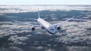 getlinkyoutube.com-Day 2 at Paris Air Show 2013: Boeing launches 787-10